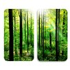 Wenko Forest Hob Cover