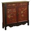 Powell Furniture 2 Door 2 Drawer Cabinet