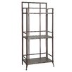 "Powell Furniture Foundry 51.63"" Etagere Bookcase"
