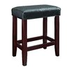 "Powell Furniture 24"" Bar Stool with Cushion (Set of 2)"
