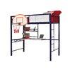 Powell Furniture Hoops Basketball Twin Loft Bed