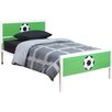 Powell Furniture Goal Keeper Twin Panel Bed