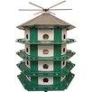 34.5 inch x 29.5 inch x 29.5 inch Purple Martin Bird House - Erva Birdhouses