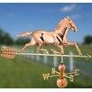 Good Directions Horse Weathervane