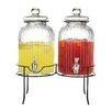 Style Setter 3 Piece Stella Beverage Dispenser Set