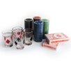 Style Setter 126 Piece Poker Game Set