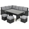 Maze Rattan Kingston Dining Set