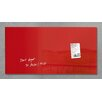 Bindertek Sigel Magnetic Glass Memo Board