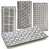 Signature Housewares Print 1 4 Piece Dinner Plate Set