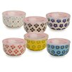 Signature Housewares 12-Piece Storage Bowl Set