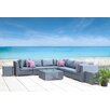 SkyLine Design Ibiza 7 Piece Sectional Sofa