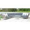 SkyLine Design Brafta 7 Piece Sectional Sofa