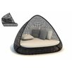 SkyLine Design Shade Daybed with Cushion