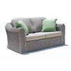 SkyLine Design Calderon 2 Seater Sofa with Cushion