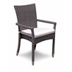 SkyLine Design Palos Dining Arm Chair with Cushion