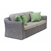 SkyLine Design Calderon 3 Seater Sofa with Cushion