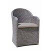 SkyLine Design Calderon Dining Arm Chair with Cushion