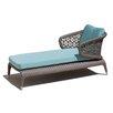 SkyLine Design Journey Sun Lounger with Cushion