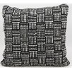 Joseph Abboud Rug Collection Ribbing Jacquard Throw Pillow