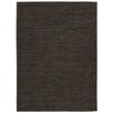 Joseph Abboud Rug Collection Stone Laundered Handmade Espresso Area Rug