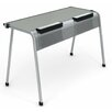 "Paragon Furniture A&D Laminate 30"" Student Desk with Tablet/Book Kickstand"