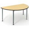 Paragon Furniture A&D Laminate Adjustable Height Standard Desk