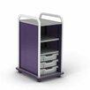 Paragon Furniture A&D Crossfit Storage Single Classroom Cabinet