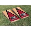 Victory Tailgate NCAA Hardcourt Triangle Version 2 Cornhole Game Set