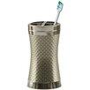 NU Steel Trellis Toothbrush Holder