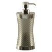 NU Steel Trellis Soap and Lotion Pump