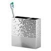 NU Steel Metropolitan Toothbrush Holder