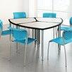 "Izzy Design Clara 32"" x 40"" Diamond Table"