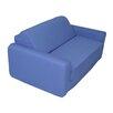 Elite Products Children's Royal Blue Sofa Sleeper