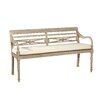 Furniture Classics LTD Kitty Hawk Upholstered Entryway Bench