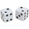 Omniware Entertainment Dice Salt and Pepper Set