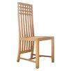 Tikamoon Kwad Solid Teak Dining Chair