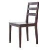 Tikamoon Actuo Aka Solid Mahogany Dining Chair