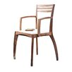 Tikamoon Luna Solid Wood Dining Chair