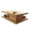 Tikamoon Coffee Tek Coffee Table with Magazine Rack