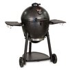 """Char-Griller 45.2"""" Kamado Charcoal Grill with Wheel"""