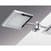 Bathroom Origins Gedy Square LED Light Mirror