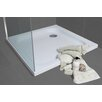 Bathroom Origins Urban Square Shower Tray in White