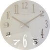 NeXtime 43 cm Mirror Glass Wall Clock