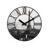 NeXtime La Ville 39 cm Wall Clock