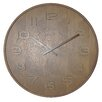 NeXtime Wood Big 53cm Wall Clock