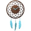 NeXtime Dreamcatcher Wall Clock