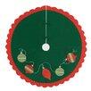 C & F Enterprises Ornaments Felt Christmas Tree Skirt