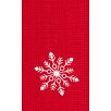 C & F Enterprises Winter Snowflakes Kitchen Towel (Set of 6)