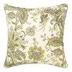 C & F Enterprises Ezmerelda Floral Cotton Throw Pillow