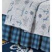 C & F Enterprises Fair Winds Tartan Plaid Bed Skirt
